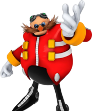 Dr Eggman - Artwork - (1)