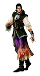 Jiang Wei Concept Artwork (DW3)