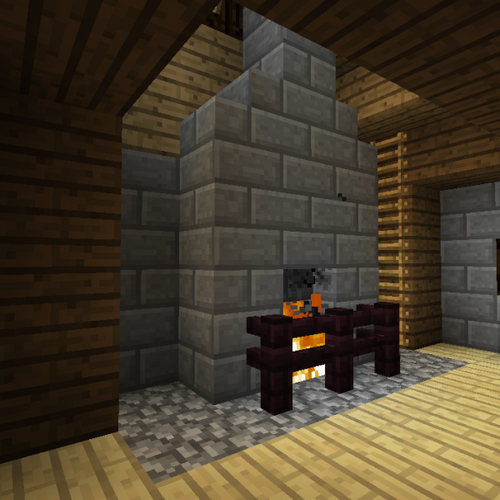 Image Fireplacepng Minecraft Creations Wiki