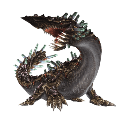 Todos los wyvern en el foro monster hunter 3 ultimate de for Piscine wyvern