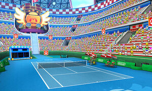 MTO Court Mario Stadium (Hard)