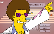 Disco Stu (Simpsons Official Site)