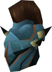 Bandos full helm detail