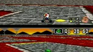 Super Mario Kart (VG) (1992) - Video Game Trailer