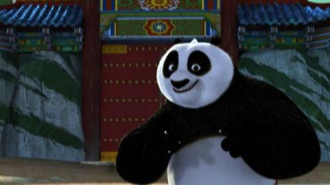 "Kung Fu Panda (2008) - Interview Po ""Tell Us About Yourself"""
