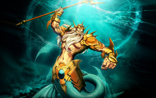 Poseidon Atlantean King Castle Age Wiki Quests
