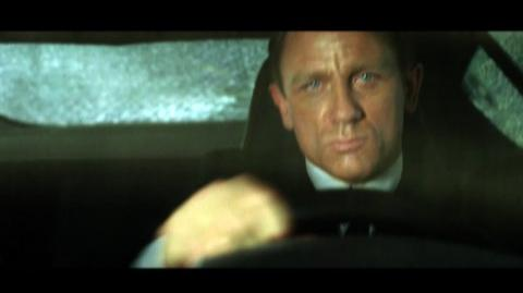 Quantum of Solace (2008) - Clip Tunnel car chase