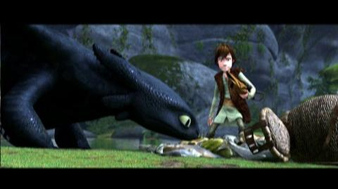How To Train Your Dragon (2010) - Open-ended Trailer for this animated comedy about a boy who becomes friends with a dragon
