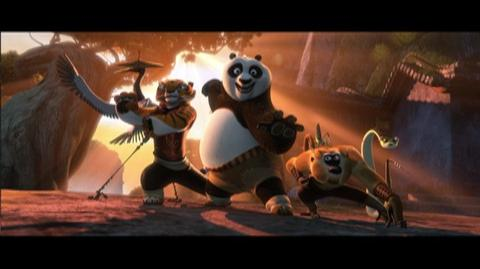 Kung Fu Panda 2 (2011) - Year Of The Rabbit Trailer for Kung Fu Panda 2