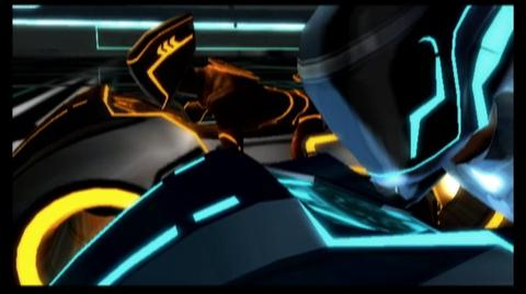 TRON Evolution The Video Game (VG) (2010) - Wii Online trailer