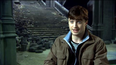 Harry Potter and the Deathly Hallows Part 2 (2011) - Interview