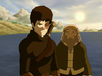 Zuko and Iroh