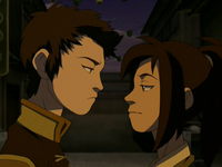 Zuko and Jin