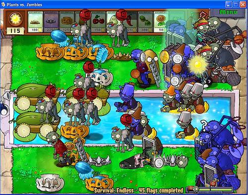 Plantas contra Zombies! (completo y sin instalar) | Taringa! Juegos PC