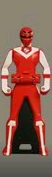Red Mask Ranger Key