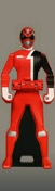 DekaRed Ranger Key