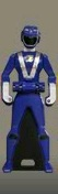 Go-On Blue Ranger Key