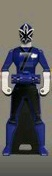Shinken Blue Ranger Key