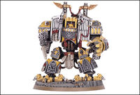 Imperial Fist Dreadnought