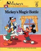 Mickey&#39;s Magic Bottle