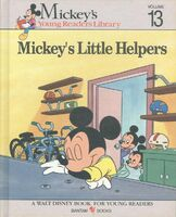 Mickey&#39;s Little Helpers