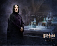 Alan Rickman in Harry Potter and the Order of the Phoenix Wallpaper 12 1280
