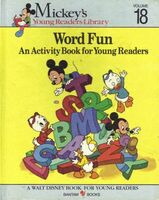 Word Fun An Activity Book for Young Readers