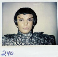 Romulan, Face of the Enemy 4