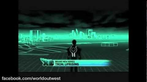 New TRON UPRISING Preview Footage -- TV Series Debuts June 2012