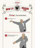 Chicken dance George-LG