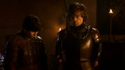 Tyrion and Podrick 2x09