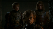 Tyrion Joffrey Lancel