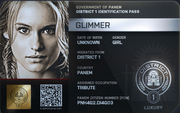 Glimmer ID Card