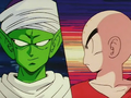 Piccolo vs Krillin