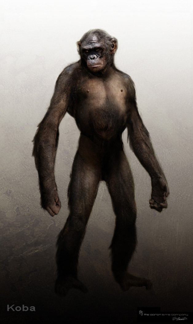 Image - Koba 4.jpg - Planet of the Apes: The Sacred Scrolls