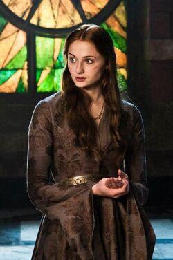 MBTI enneagram type of Sansa Stark