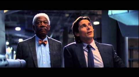 The Dark Knight Rises - TV Spot 3 Lucius Fox (HD)