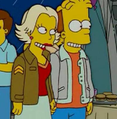 Tu novia favorita de Bart Simpson Q