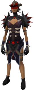 Royal d&#39;hide armour equipped female