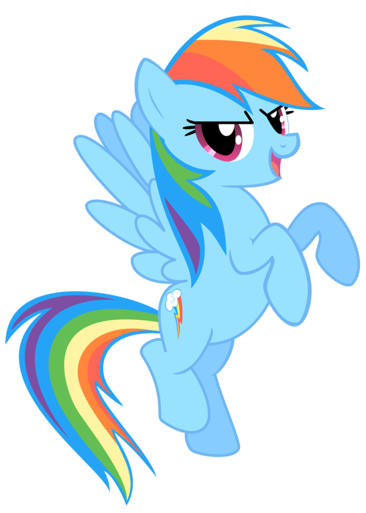 rainbow dash being awesome other names dash dashie rainbow rd kind