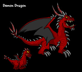 Demon Dragon