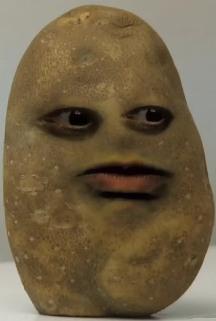Potato - Annoying Orange Wiki, the Annoying Orange ... Potato Peeler