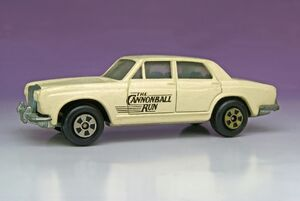 Ertl Rolls Royce Silver Shadow - 07495df