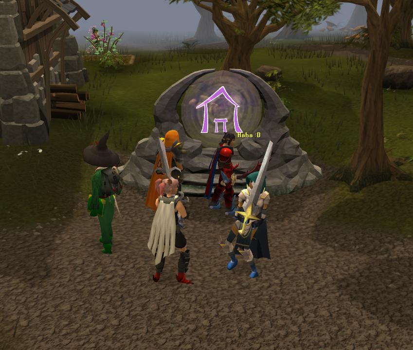 Houseparty Runescape Gold Farming Go!
