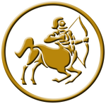 Sagittarius Emblem