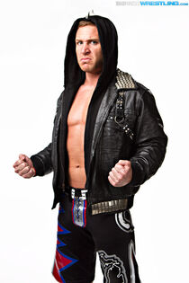 Chris Sabin MachineGun 2012 Shoot