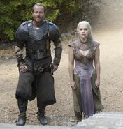 Dany &amp; Jorah 2x10