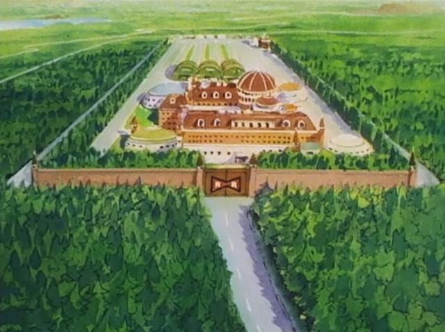 Casas y lugares de Dragon Ball Z