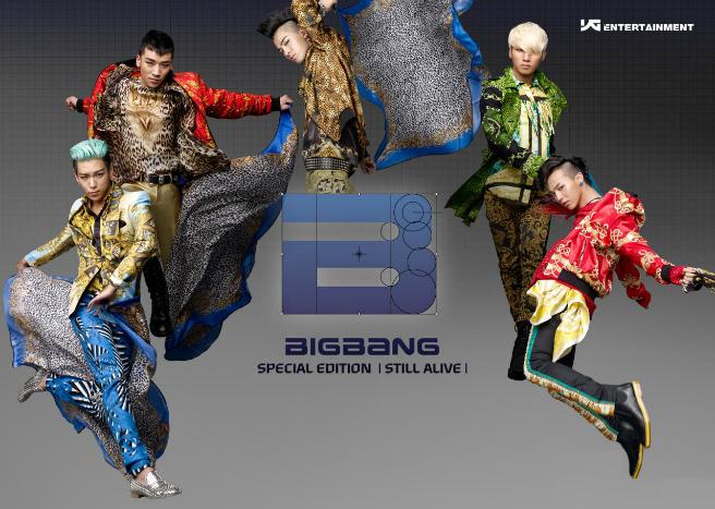 ► First Step {Idol RPG} Bigbangstillaliveimagepromotion