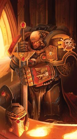 Deathwatch devotions